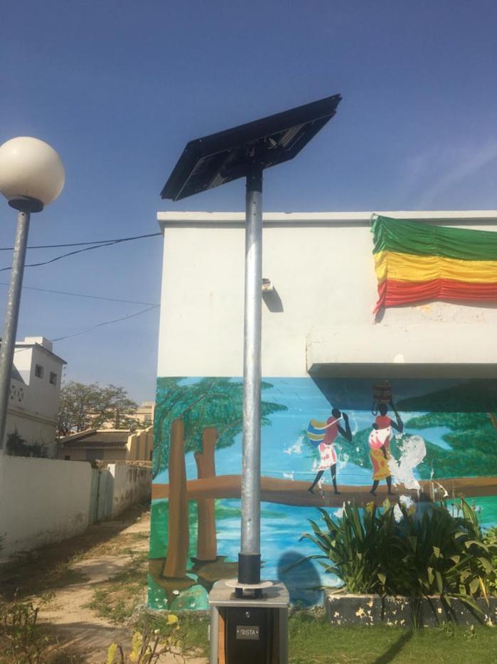 Lutte contre le paludisme : Des bornes anti- moustiques implantées à Kaolack.