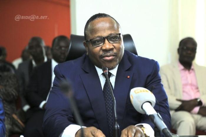Côte d'Ivoire / Saccage de bureaux de vote : Le président de la CEI minimise les conséquences sur la sincérité du scrutin.