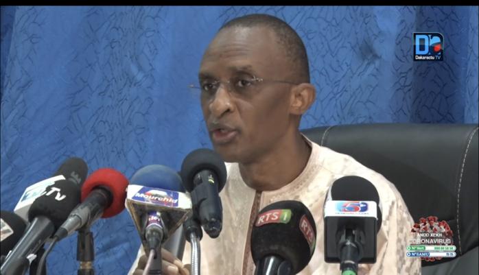 Kaffrine : Abdoulaye Seydou Sow dans le nouvel attelage gouvernemental.