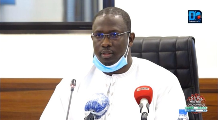 Nouveau Gouvernement : Moïse Sarr «reconnaissant et très sensible à cette haute marque de confiance du président Macky Sall»