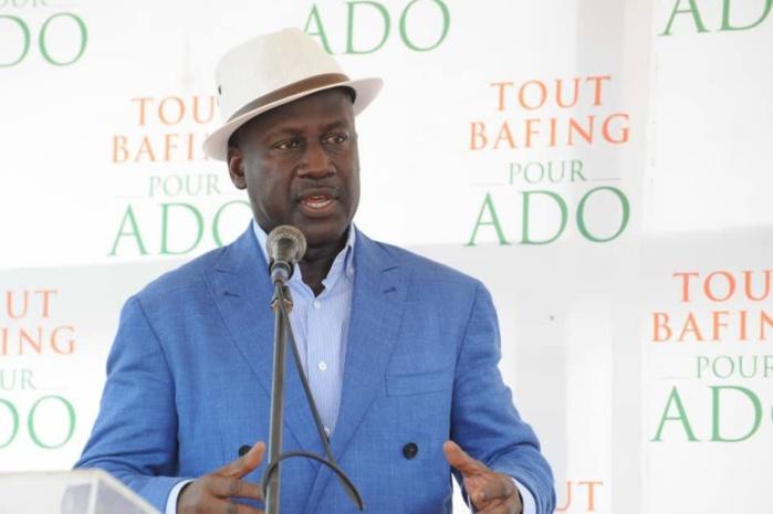 Présidentielle en Côte d'Ivoire : Le RHDP met en garde l'opposition contre toute tentative de déstabilisation