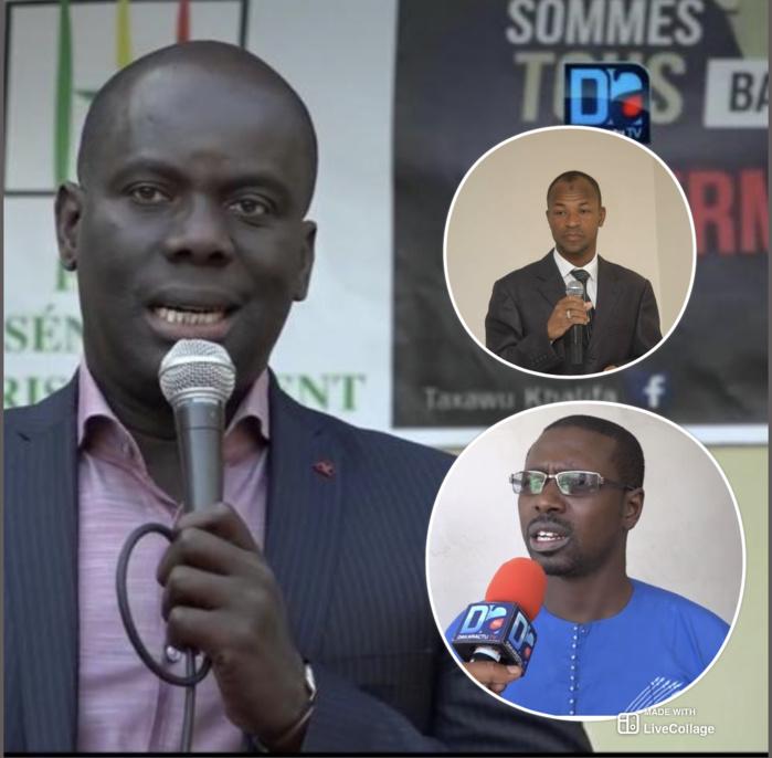 Position de Malick Gackou sur le nouveau gouvernement : Le Grand Parti désavoue le député Malick Guèye.