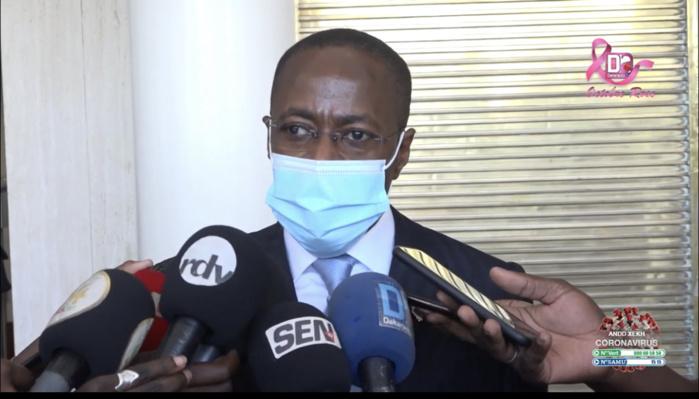 Thiès / Abdou Mbow sur l'entrée du Rewmi dans l'attelage gouvernemental : «La cause de la République et surtout l'esprit de patriotisme valent tous les sacrifices»