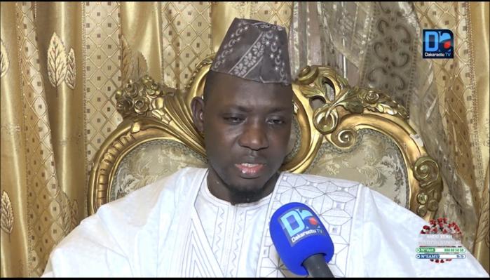 «Touba n'a rien à voir avec la reconnexion entre Macky et Idy et la nomination de ce dernier à la tête du Cese» (Serigne Modou Bousso Dieng)