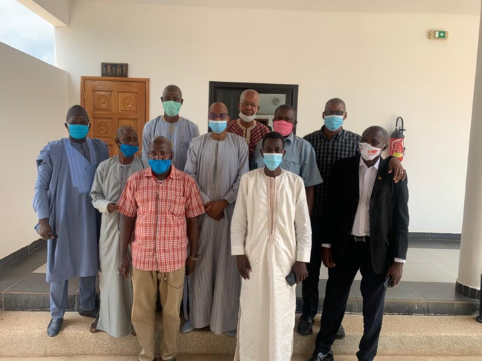 KOLDA : Les maires (BBY) saluent la reconduction de Moussa Baldé comme ministre de l'agriculture et félicitent Macky Sall pour cette confiance renouvelée.