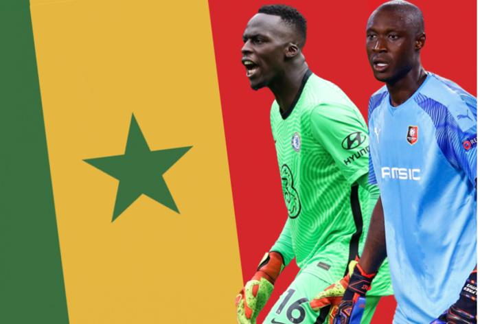 LDC / Chelsea - Rennes : Choc des étoiles entres Mendy et Gomis, deux Lions au sommet de leurs cages.