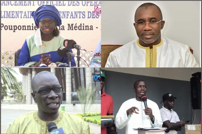 Nominations : Magatte Sène au Coud, Doudou Ka prend les commandes de l'AIBD et Thérèse Faye atterrit au Fongip, Moussa Bocar Thiam hérite de l'AJE.