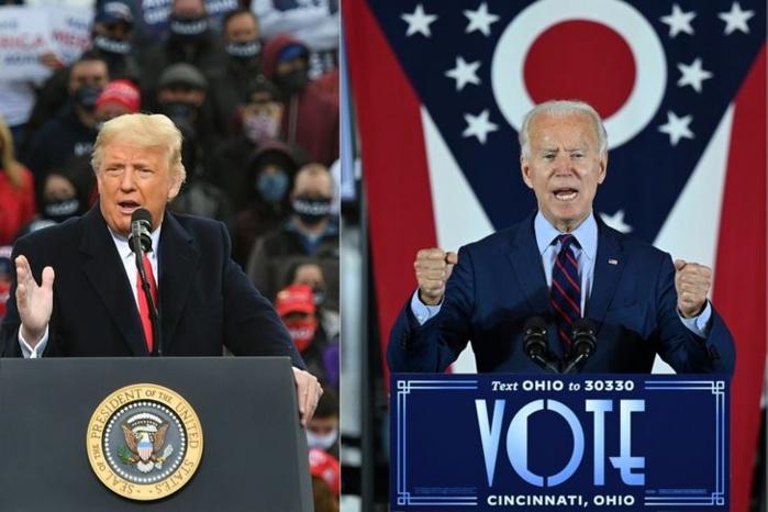 Présidentielle Américaine : Joe Biden proche de la victoire.