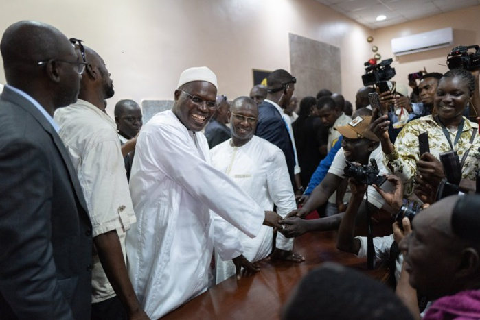 Refondation de l'opposition : Convergence d'opinions LD Debout- Taxawou Senegaal