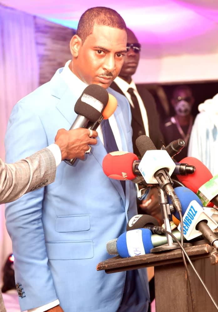 Présidence CNG - « Mon refus de négocier m'a coûté … La nouvelle équipe c'est du Alioune Sarr sans Alioune Sarr… » (Kéba Kanté)