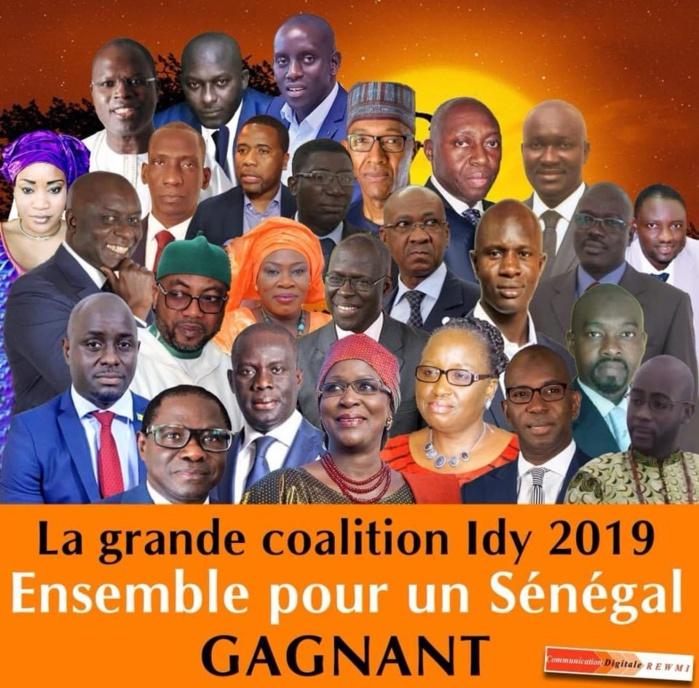 Nouveau gouvernement : Que reste t-il de la coalition Idy-2019 ?