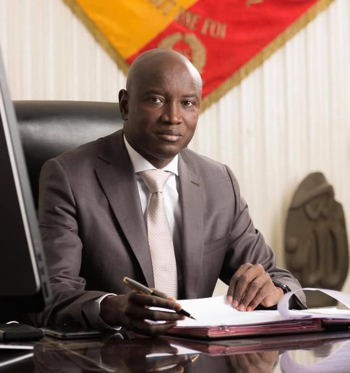 Aly Ngouille Ndiaye sur sa sortie du gouvernement : « J'estime que je ne suis plus dans le gouvernement, mais je suis dans le parti (APR). »