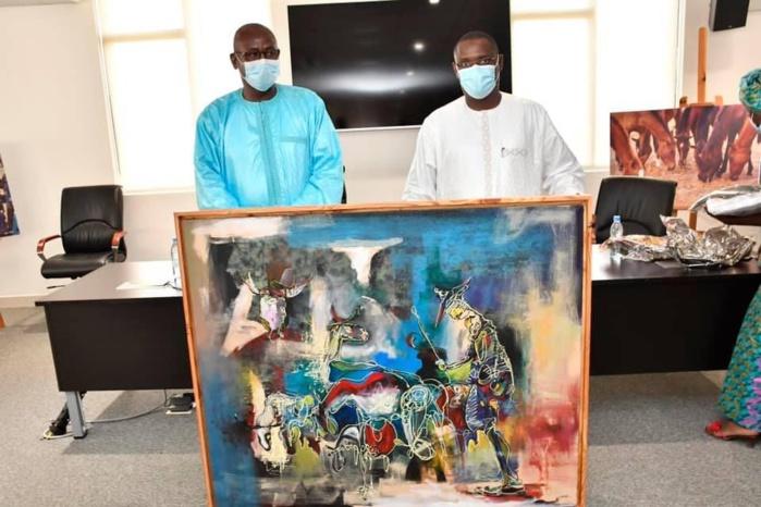 MDCEST : Mansour FAYE passe le témoin à Samba Ndiobène Ka.