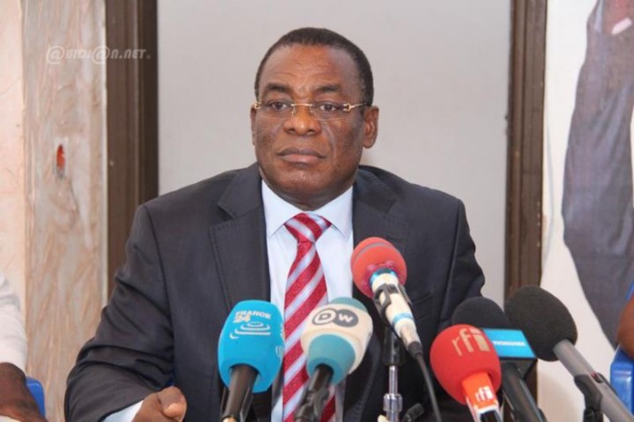Côte d'Ivoire : Arrestation du porte-parole de l'opposition Affi N'Guessan.