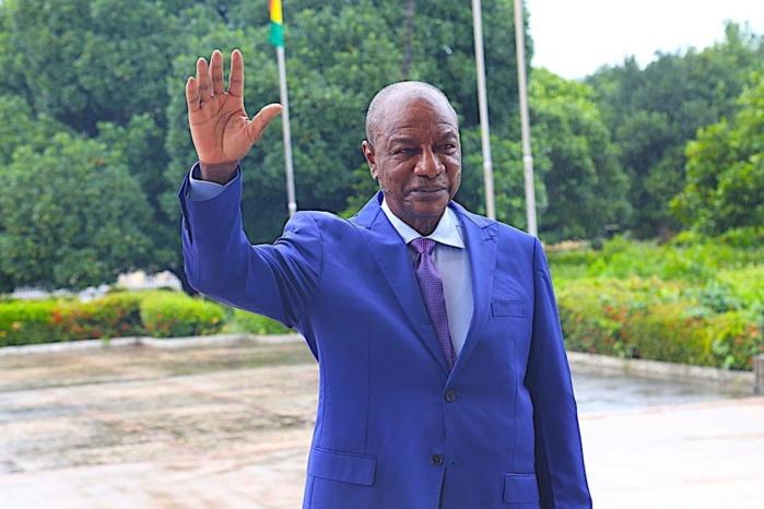 Présidentielle en Guinée : La Cour Constitutionnelle confirme la victoire de Alpha Condé.