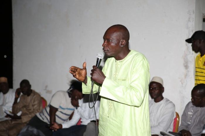 Tambacounda : Mamadou KASSÉ félicite le Président Macky SALL pour le gouvernement élargi et appelle à la mobilisation ( IMAGES)
