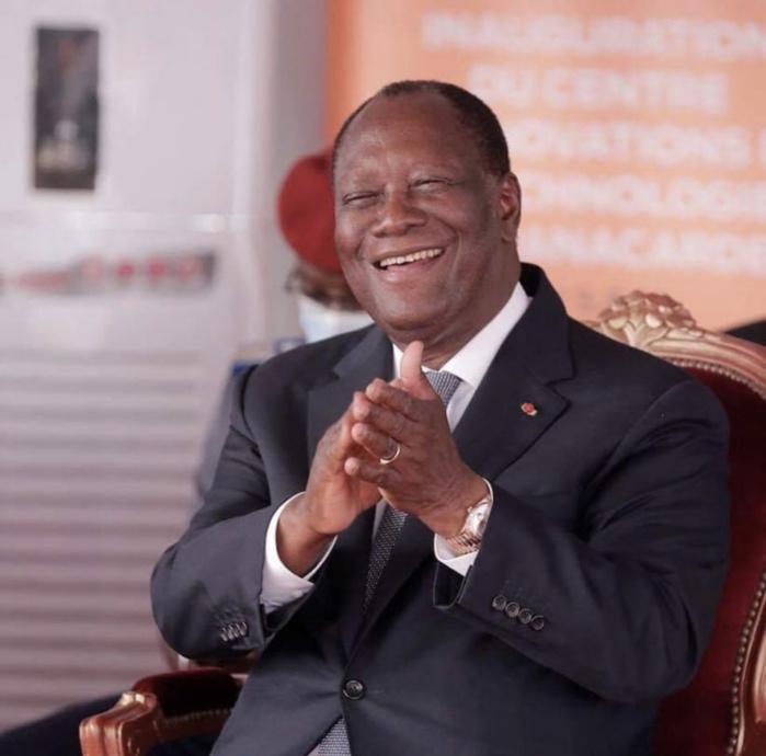 Côte d'Ivoire : La réélection d'Alassane Ouattara confirmée par le Conseil constitutionnel.