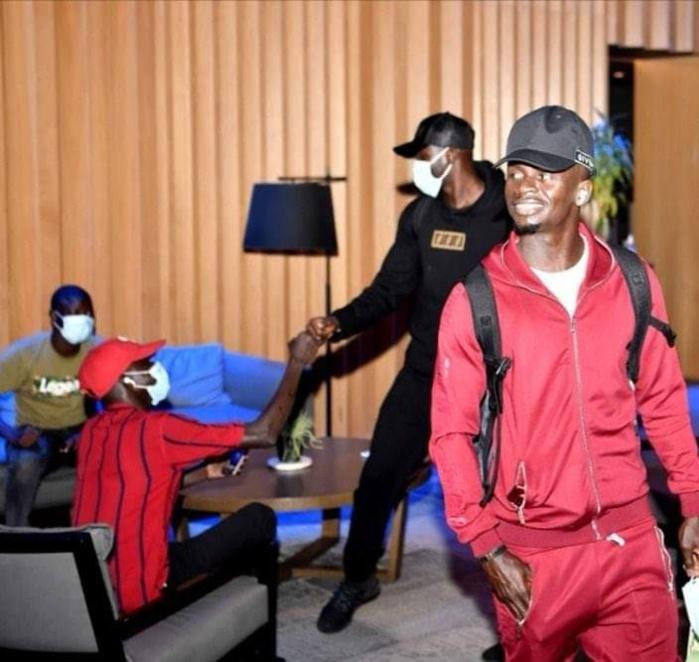 Équipe nationale / Le groupe presque au complet : Sadio Mané, Kalidou Koulibaly, PAN, Krépin... déjà à Dakar