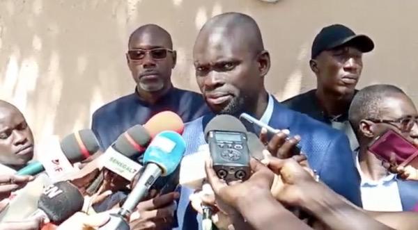 Procès de Boy Djinné : «Il y a un acharnement sur Baye Modou Fall», selon Me Abdoulaye Tall.