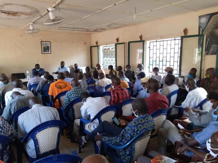 VÉLINGARA : Un gap de 91 enseignants à combler...
