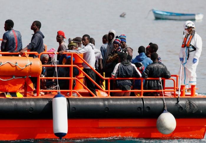 Lutte contre l'émigration clandestine : Plus de 1.000 milliards investis dans le vent.