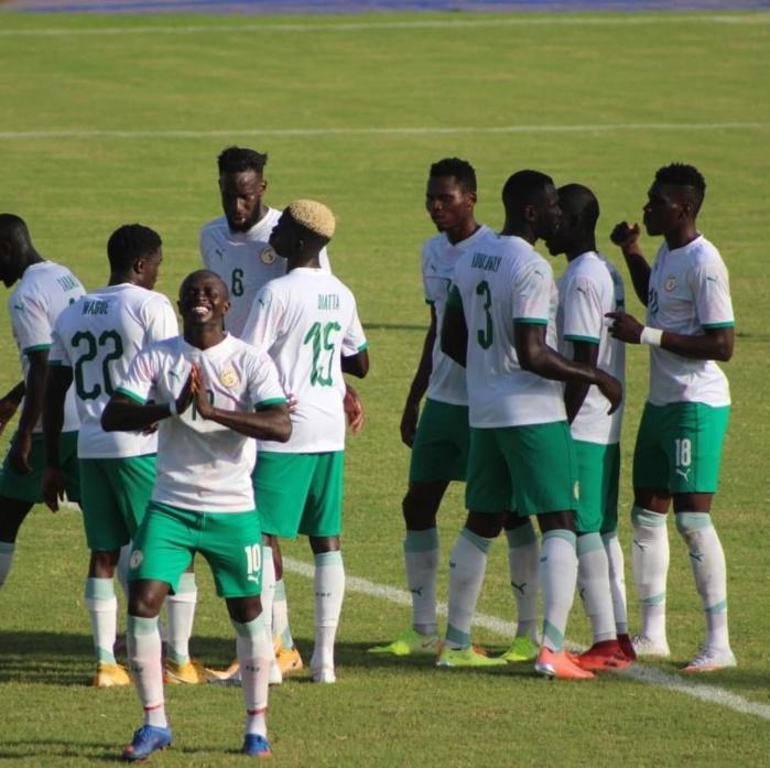 Sénégal - Guinée Bissau : Sadio Mané donne l'avantage aux Lions sur penalty 1-0 .
