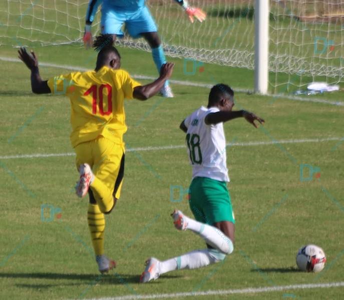 Éliminatoires CAN 2021 : Les images du Match Senegal vs Guinée Bissau
