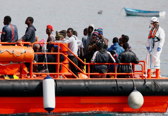Migration irrégulière : Plus de 100 migrants de retour au bercail.