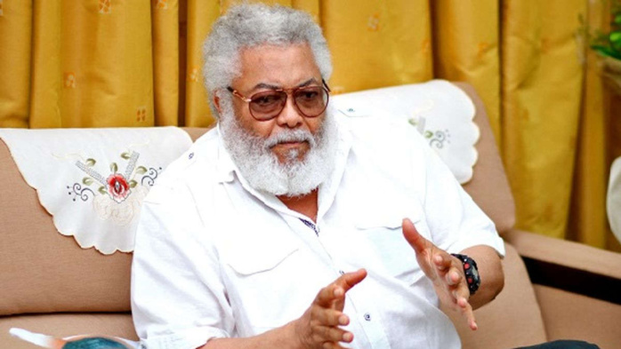 Ghana : Décès de l'ancien président Jerry Rawlings.