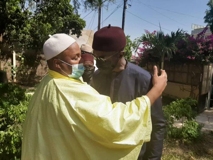 Fann résidence : Cheikh Ahmed Saloum Dieng a présenté ses condoléances à la famille de Al Maktoum.