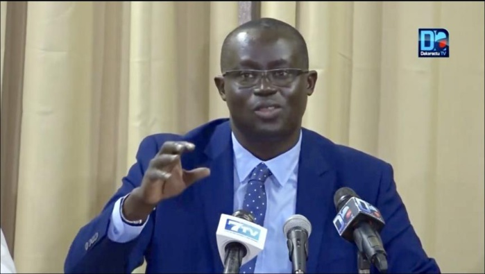 Présidence de la CAF / Me Augustin Senghor se prononce : «Oui, je suis candidat...»