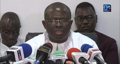 Immigration clandestine : Modou Diagne Fada engage les leaders de sa coalition à mener la sensibilisation.
