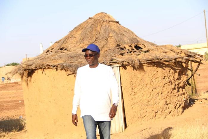 Projet de l'écomusée, station régionale de Matam et autres : Le Directeur général de l'AGETIP dans les chantiers