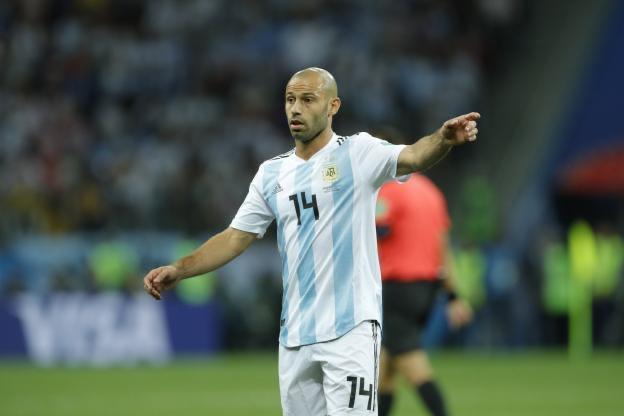 Argentine : Mascherano met fin à sa carrière professionnelle.