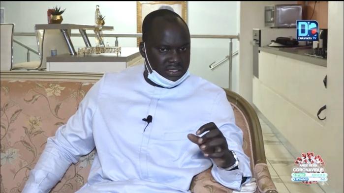 Sport : Moussa Mbaye, Directeur de Cabinet du ministère de l'agriculture renonce à sa candidature à la présidence du stade de Mbour...