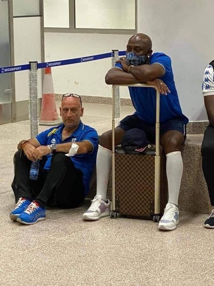 Éliminatoires CAN 2022 / Incident entre la Gambie et la délégation Gabonaise : La CAF regrette et saisit la commission disciplinaire.