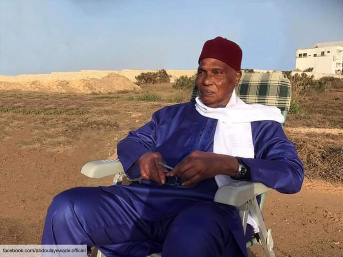 Abdoulaye Wade après l'annonce de son décès : «Il n'est pas donné à tout le monde de prendre connaissance de sa nécrologie de son vivant»