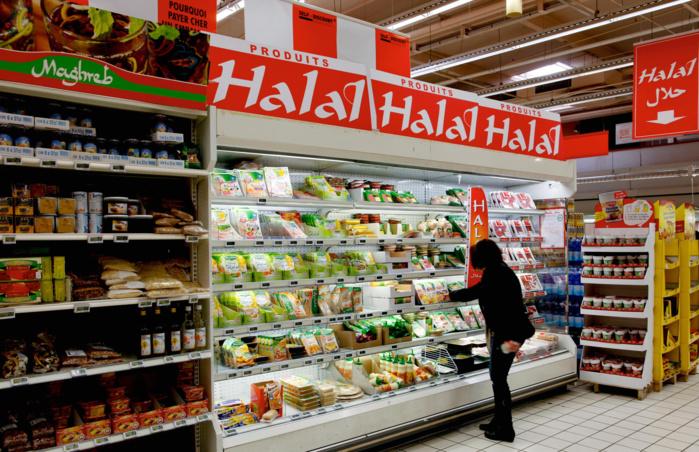 Stigmatisation du halal et fausse construction d'un problème musulman.
