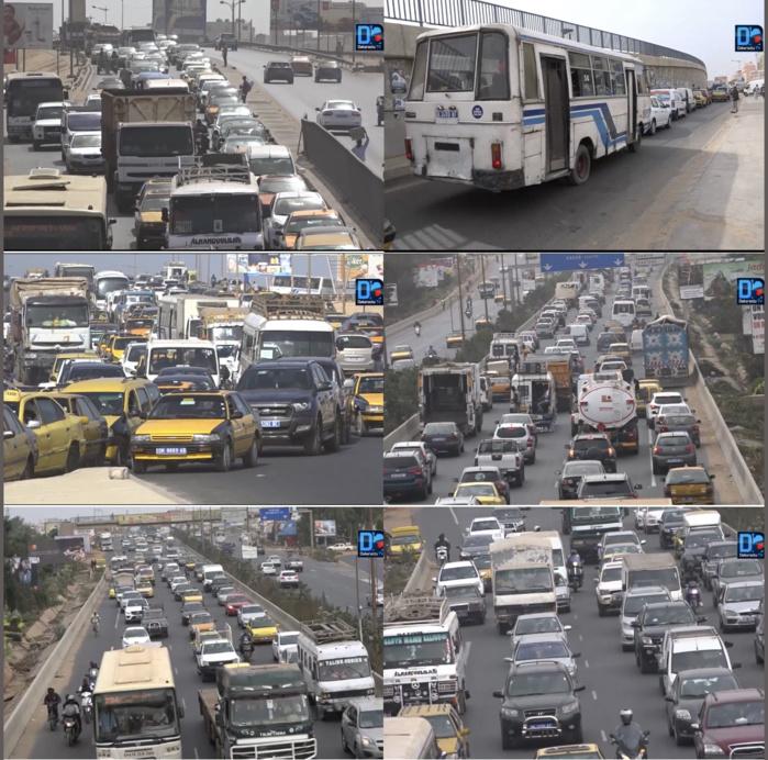 Sénégal - Tracasseries routières : Les transporteurs partent en grève générale ce 25 Novembre.
