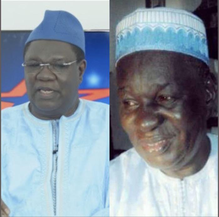 Nécrologie : Me Ousmane Ngom a perdu son grand frère, Elhadj Amadou Ngom.