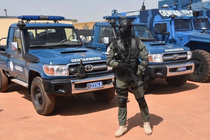 Phénomène Barça-Barsaq : Une patrouille de la gendarmerie aperçue sur la plage du Cap Skirring et à Elinkine.