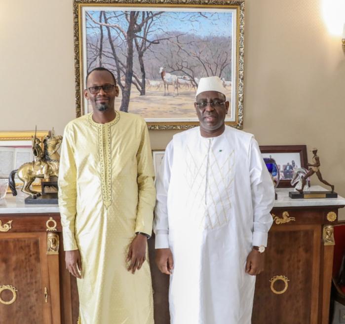 Thiès : Habib Niang valide son entrée dans l'APR après sa rencontre avec le Président Macky Sall.