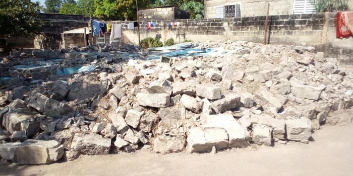 KOLDA : Après les inondations… Les sinistrés attendent toujours…