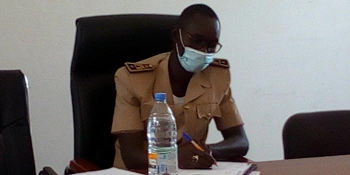Modou Samb adjoint au préfet du département de Médina Yoro Foula (Kolda) : « L'enclavement du département a été un atout de taille dans la lutte contre le coronavirus. »