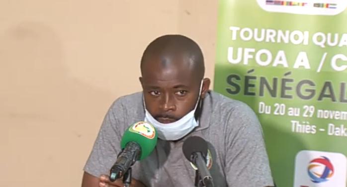 """Yousouph Dabo (Entraîneur des U20) : """"On était trop dans la précipitation... Sur le plan athlétique on a eu beaucoup de difficultés"""""""