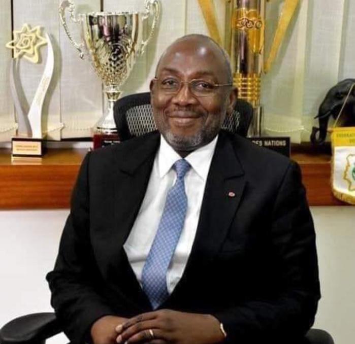 Côte d'Ivoire : Décès de Augustin Sidy Diallo, ex président de la fédération ivoirienne de football.