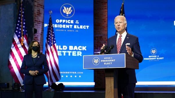 États-Unis : Joe Biden va révéler son futur gouvernement en dépit des recours de Donald Trump.