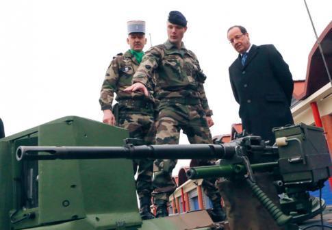 Mali : Dakar point stratégique et d'appui pour les forces françaises