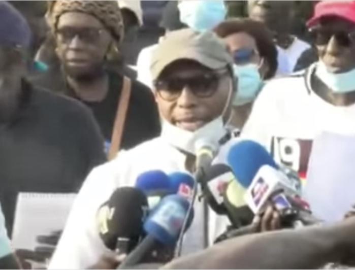 Barthélémy Dias sur le retrait de la plainte de Me Moussa Diop : «Le seul responsable visé par ses propos sur la gestion du littoral est le Président Macky Sall»