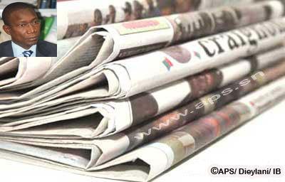 La fin des poursuites contre Me Amadou Sall en exergue dans les quotidiens
